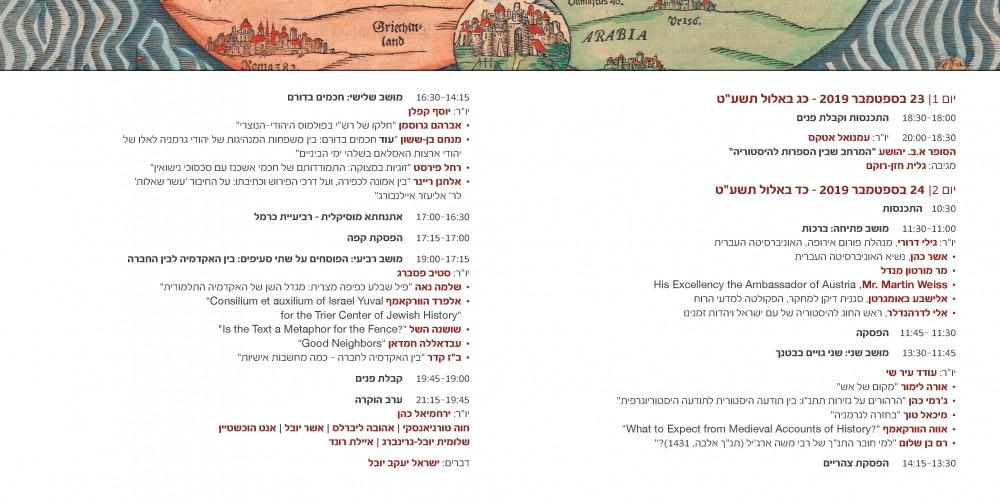 בין ישראל לעמים 2